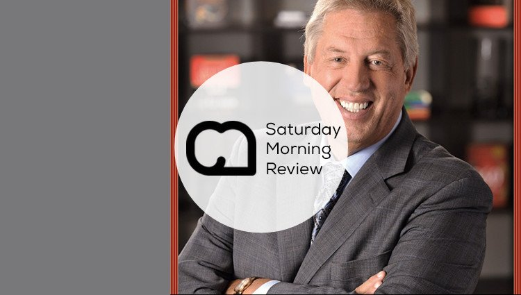 Intentional Living by John Maxwell [Saturday Morning Review]