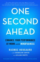 One Second Ahead by Rasmus Hougaard - Book Cover