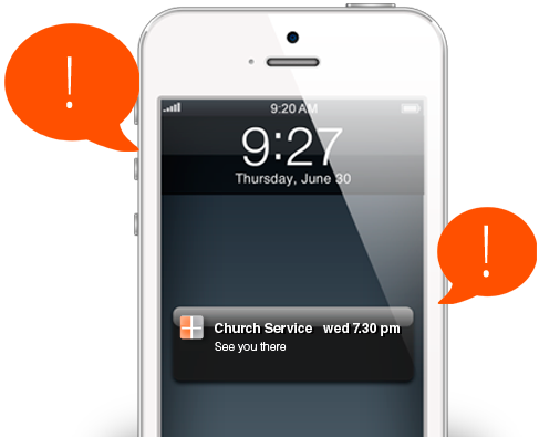 communicate-church-service
