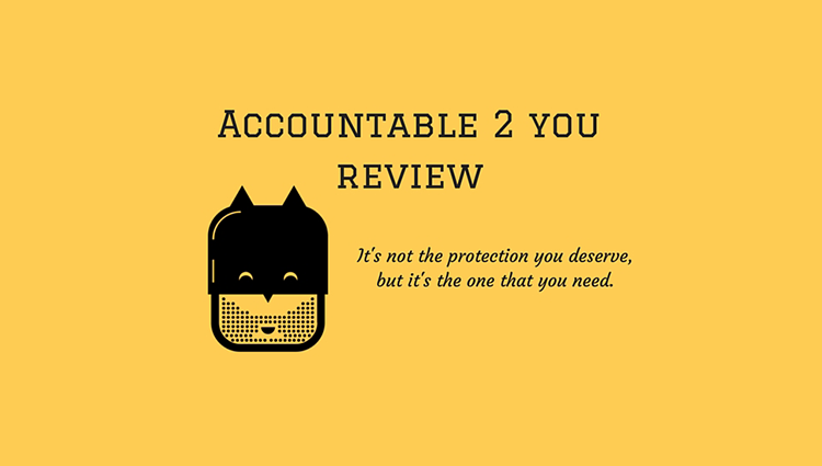 Online Accountability with Accountable2You [Review]