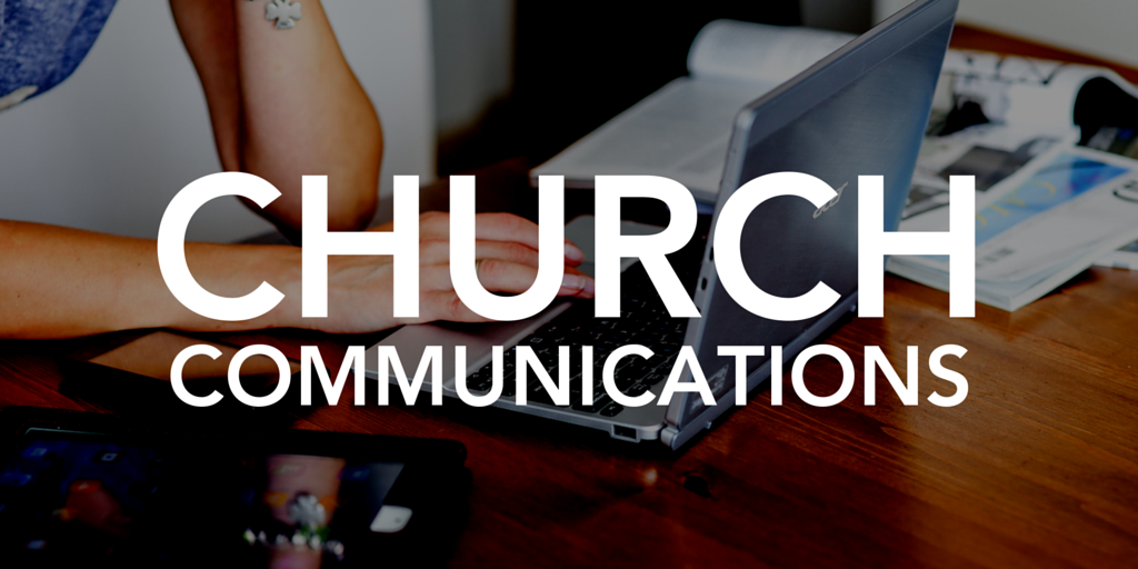 Your Invitation to the Church Communications Facebook Group