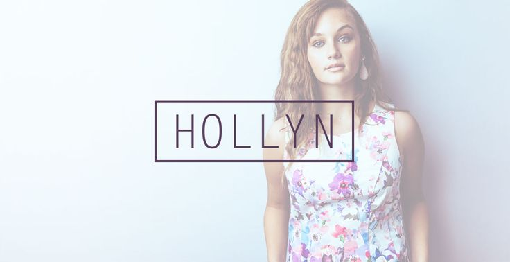 Hollyn Cover