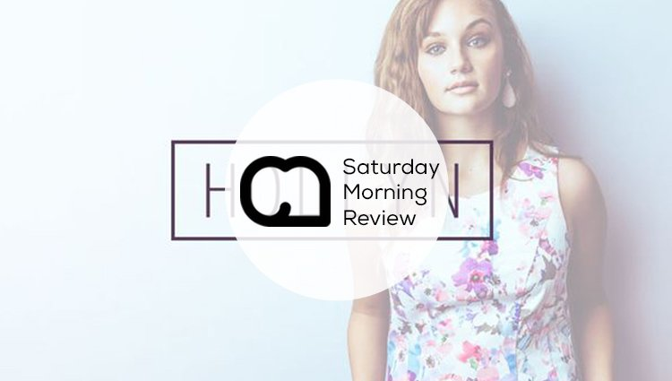 'Hollyn' by Hollyn [Saturday Morning Review]