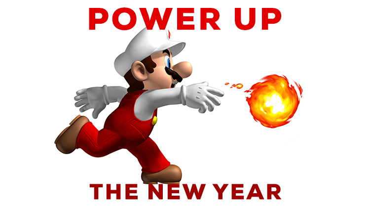 New Year Power-Ups: Apps for New Year Resolutions