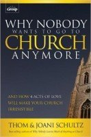 Why Nobody Wants to Go to Church Anymore Book Cover