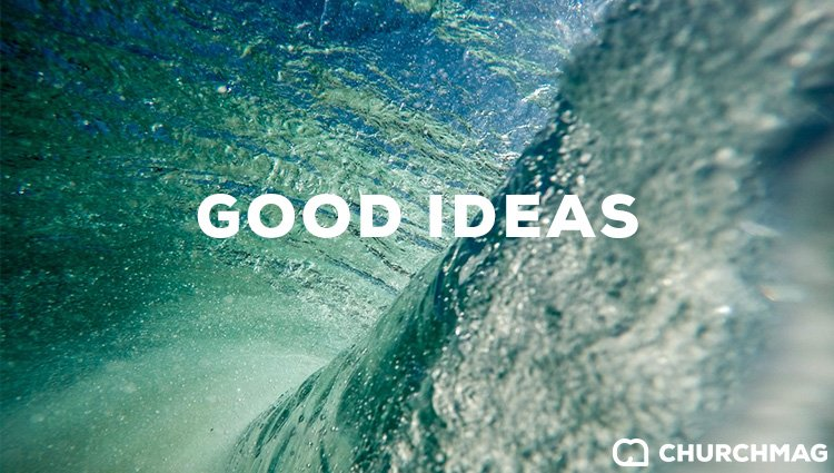 Are You Drowning in Too Many Good Ideas?