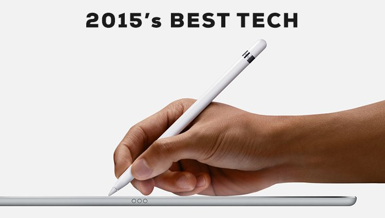The Best Tech of 2015 [Video]