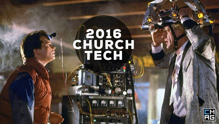5 Things that Will Happen with Church Technology in 2016