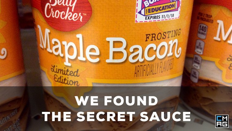 CM Secret Sauce