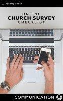Online Church Survey Checklist