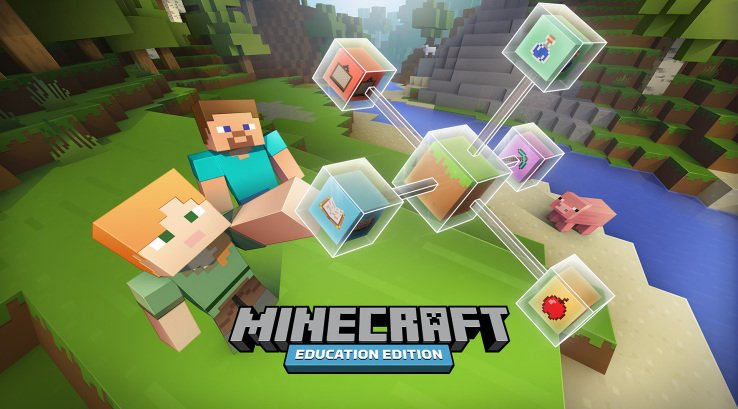 minecraft education banner image