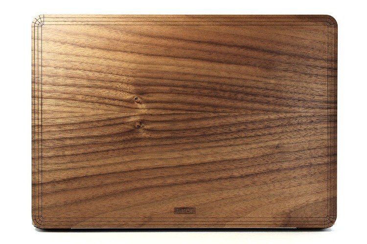 toast real wood macbook cover