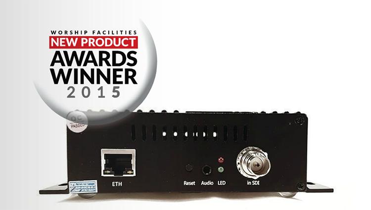 The Award Winning ChurchStreamer