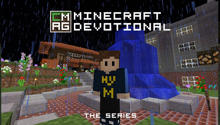The Minecraft Devotional [Series]