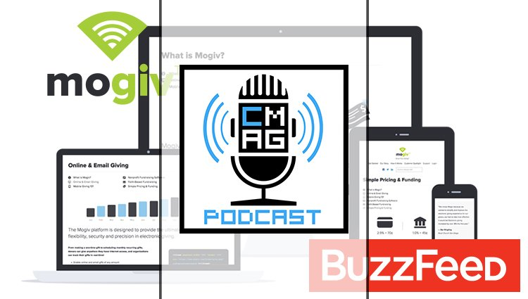 Buzzfeed, Church eGiving and Mogiv [Podcast #93]