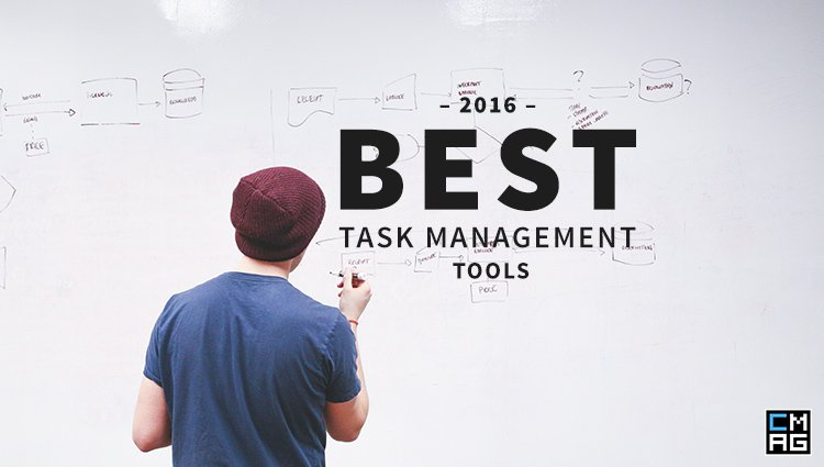 The Best Task Management Tools for 2016