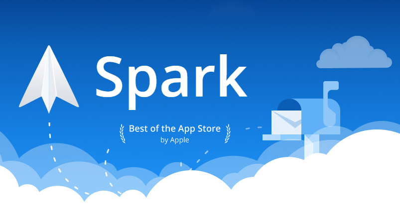 Spark Email Client, Now with iPad Support