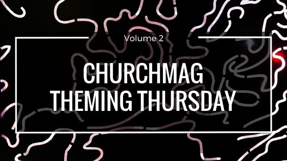 Theming Thursday Vol. 2 [GIVEAWAY]
