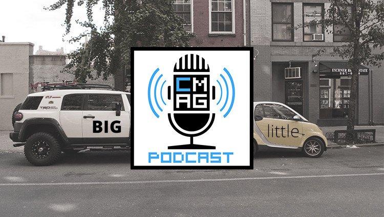 Small Church Tech vs Big Church Tech [Podcast #102]