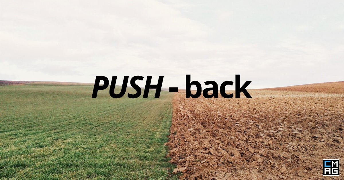10 Points of Push-back