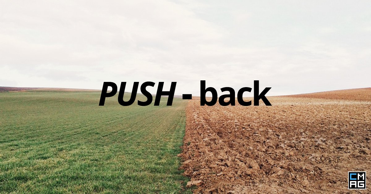The 10 Points of Push-back