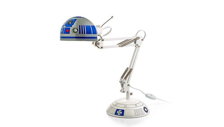 R2-D2 Desk Lamp?