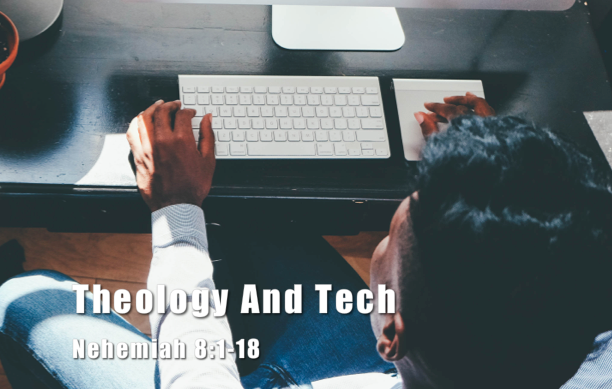 Rebuilding 13: Theology And Tech [Devotional]