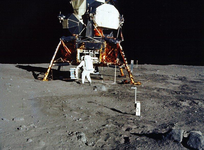 Apollo 11, Moon Landing, Technology,