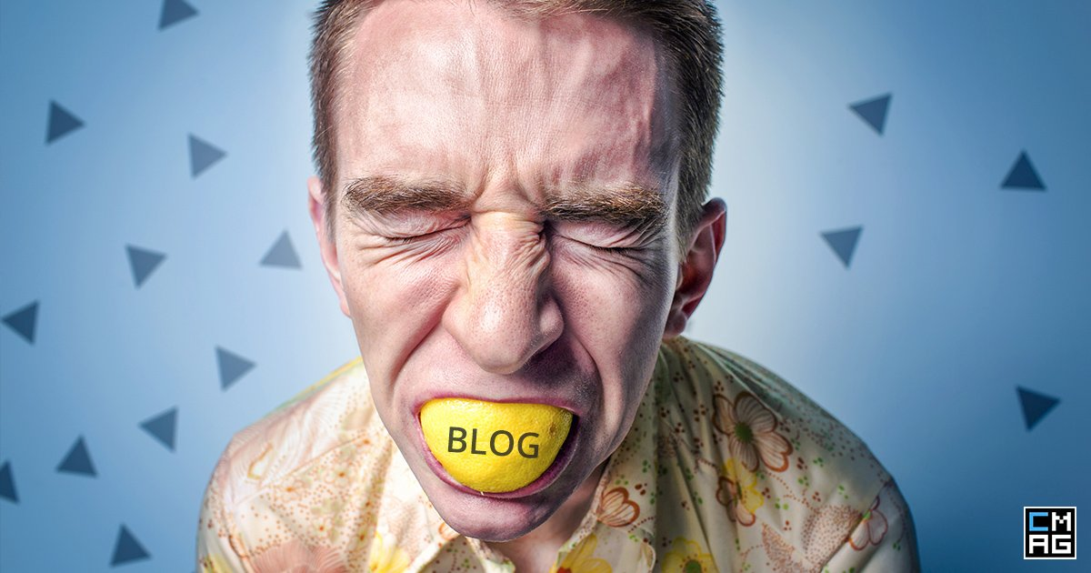 Has Blog Become A Bad Word?