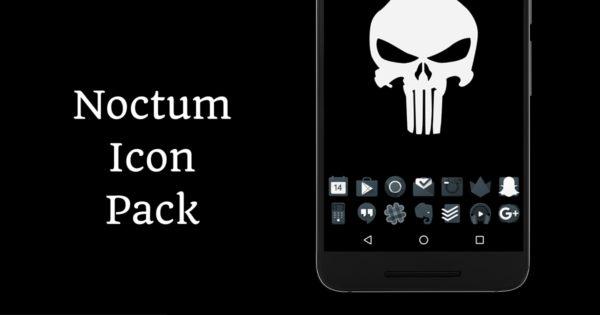 noctum icon pack