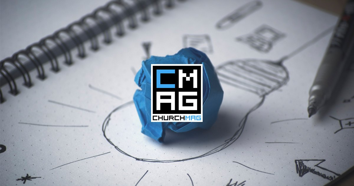 Why Did We Redesign ChurchMag?
