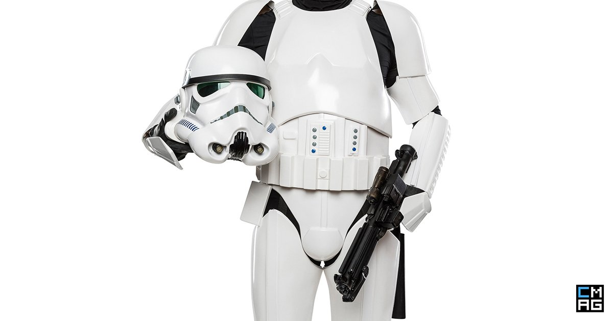 Let's Make Fun of Stormtroopers [Images]