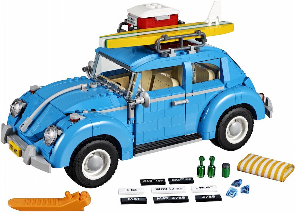 Summertime Fun! – New LEGO VW Beetle