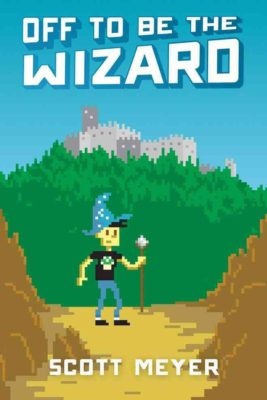 Off To Be The Wizard - Book Cover