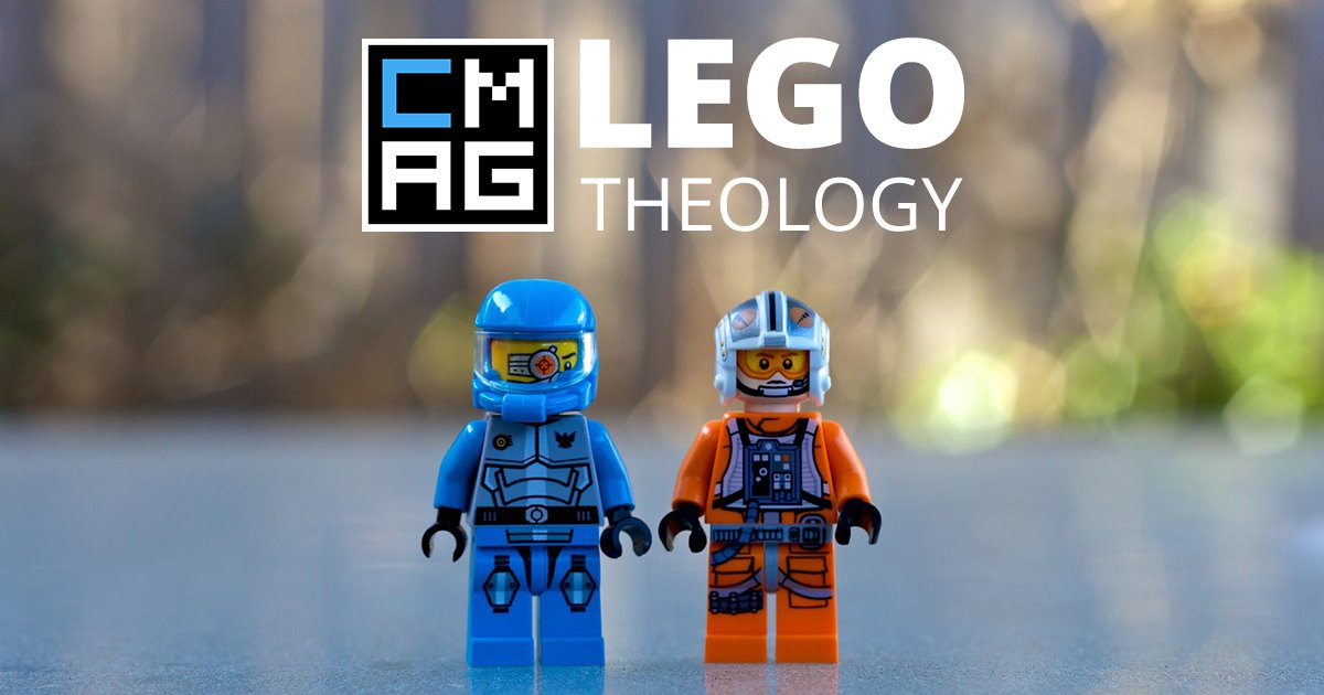 LEGO Theology: Stewarding & Cultivating with Interlocking Blocks