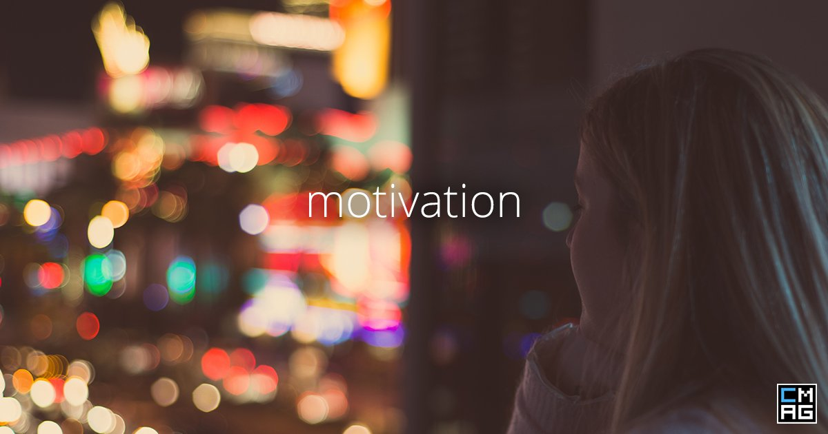7 Ways to Stay Motivated