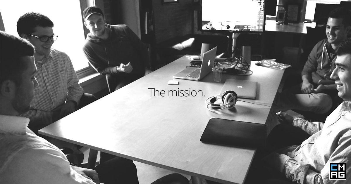 church tech team needs a mission statement