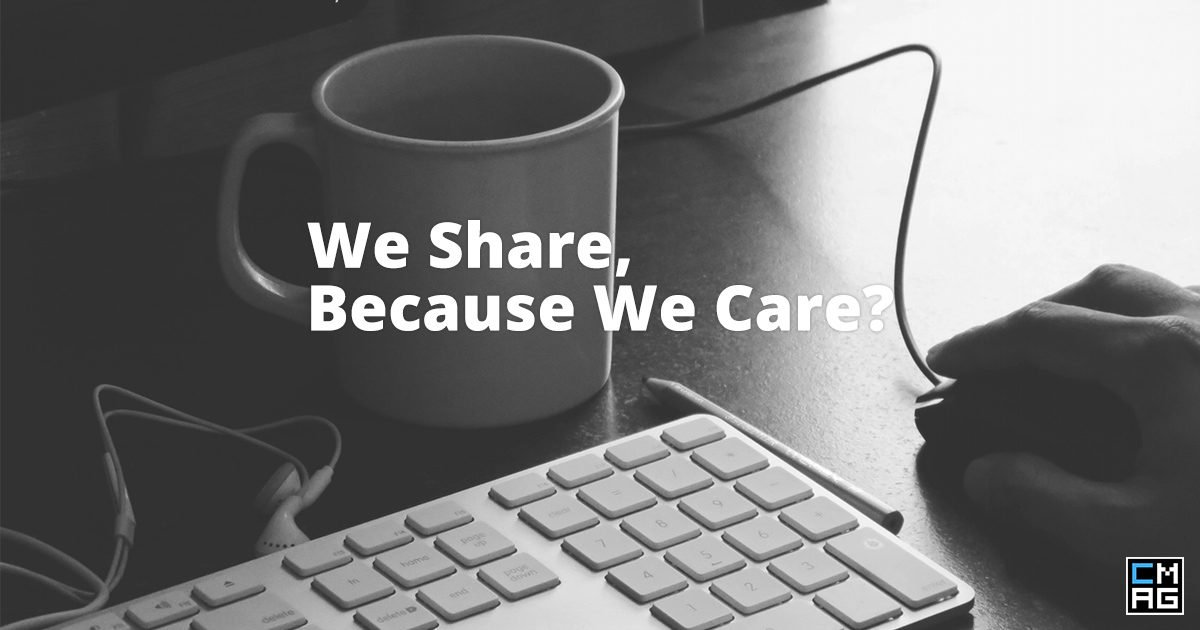 Who's Blog Posts Are You Really Sharing?