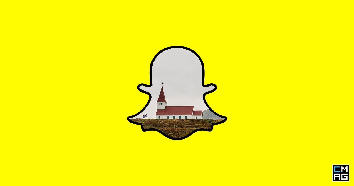 SnapChat and the Church