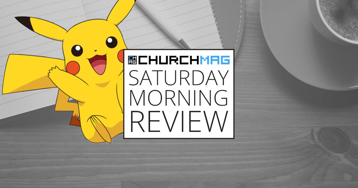 Pokémon Go [Saturday Morning Review]