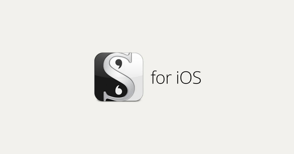 For Writers on the Go: Scrivener for iOS [Review]