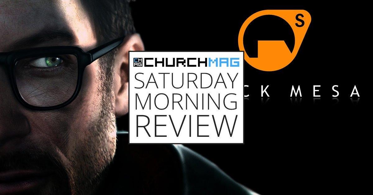 Black Mesa [Saturday Morning Review]