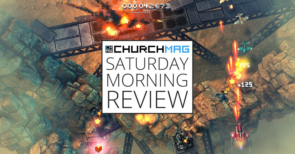 Sky Force Reloaded [Saturday Morning Review]