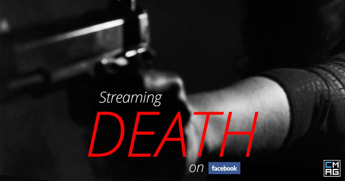 How Does Watching A Live Stream of a Death Impact Your Soul?