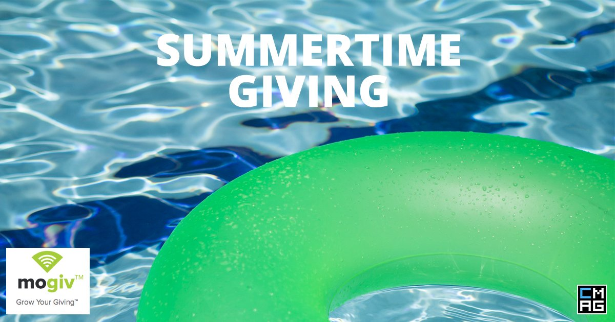 4 Ways to Increase Your Church's Giving This Summer
