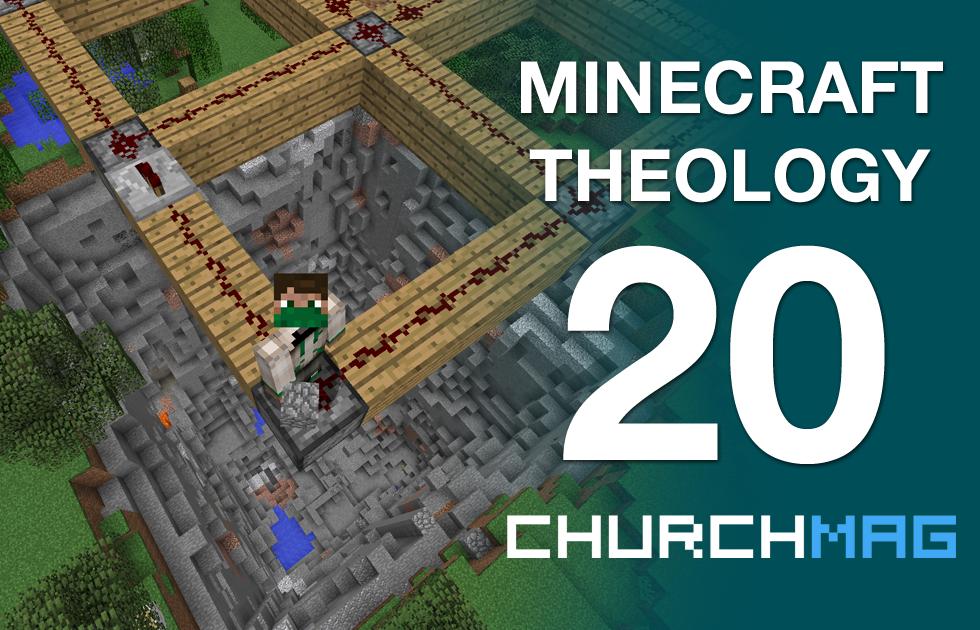 Minecraft Theology 20: Cyberbullying Women