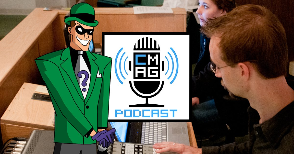 Riddle Me This: Paid Staff and Volunteers [Podcast #120]