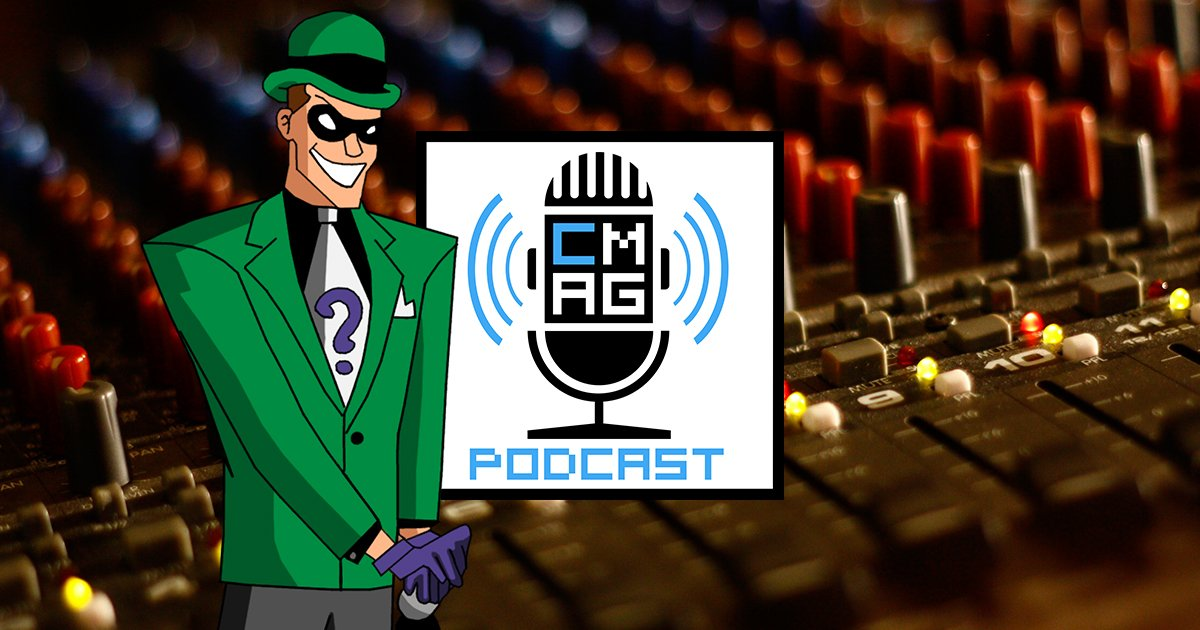 Riddle Me This: Worship Volume Complaints [Podcast #121]