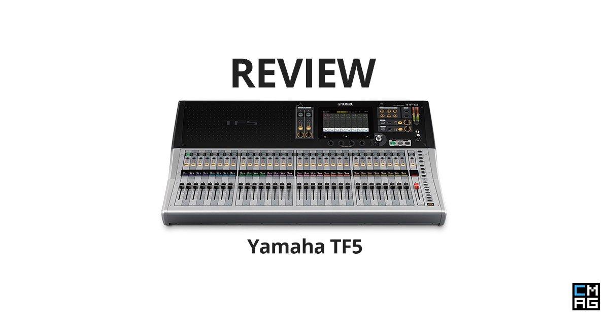 Pocket Soundboard: Conceptually Reviewing the Yamaha TF5
