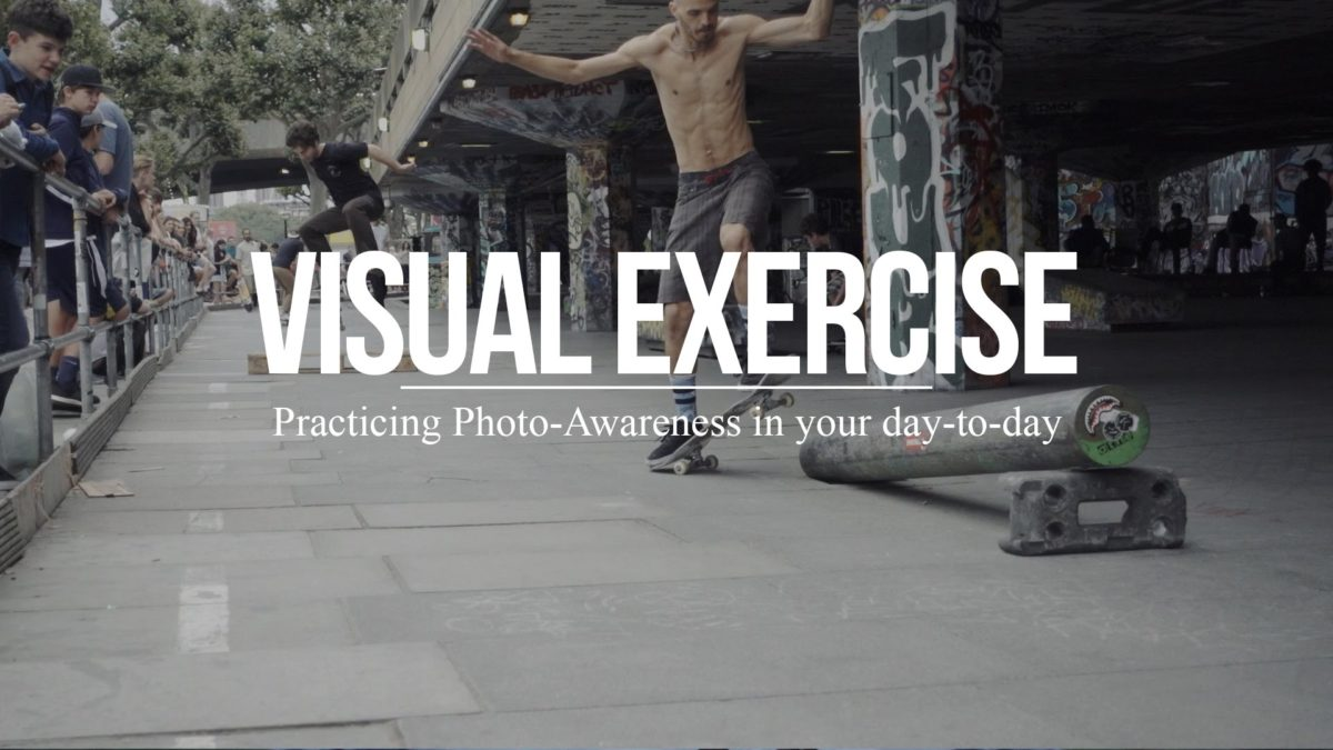 Developing Your Photography via Visual Exercises [Video]